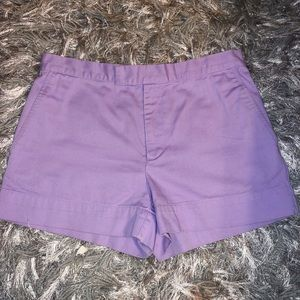 Ralph Lauren Sport Purple Shorts